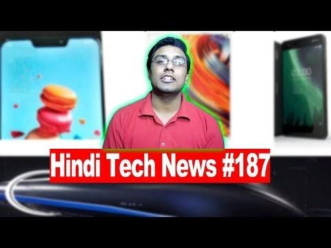 Asus Zenfone 5,Hyperloop One,Falcon 9,Xiaomi Mi MIX 2s,Snapdragon 855,Intel Ice Lake - Hindi Tech News #187