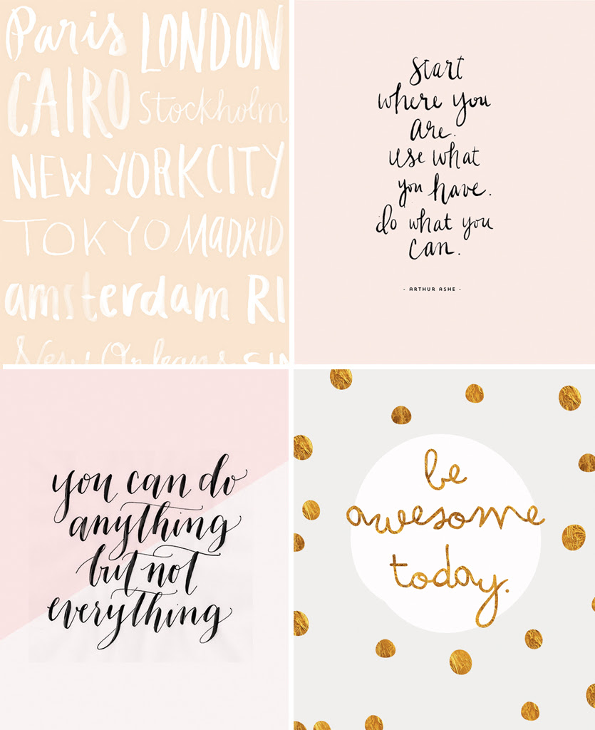 Cute Calligraphy Quotes Wallpapers 1 Wallpaper