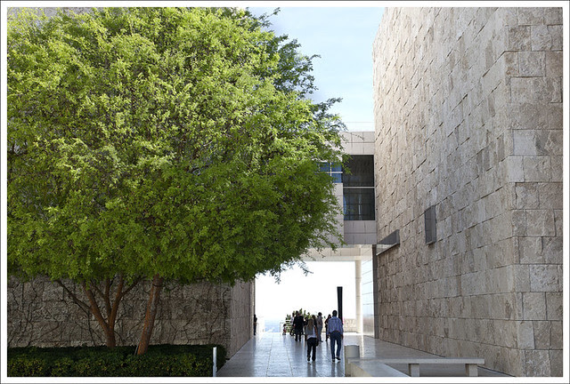 At. The Getty 2
