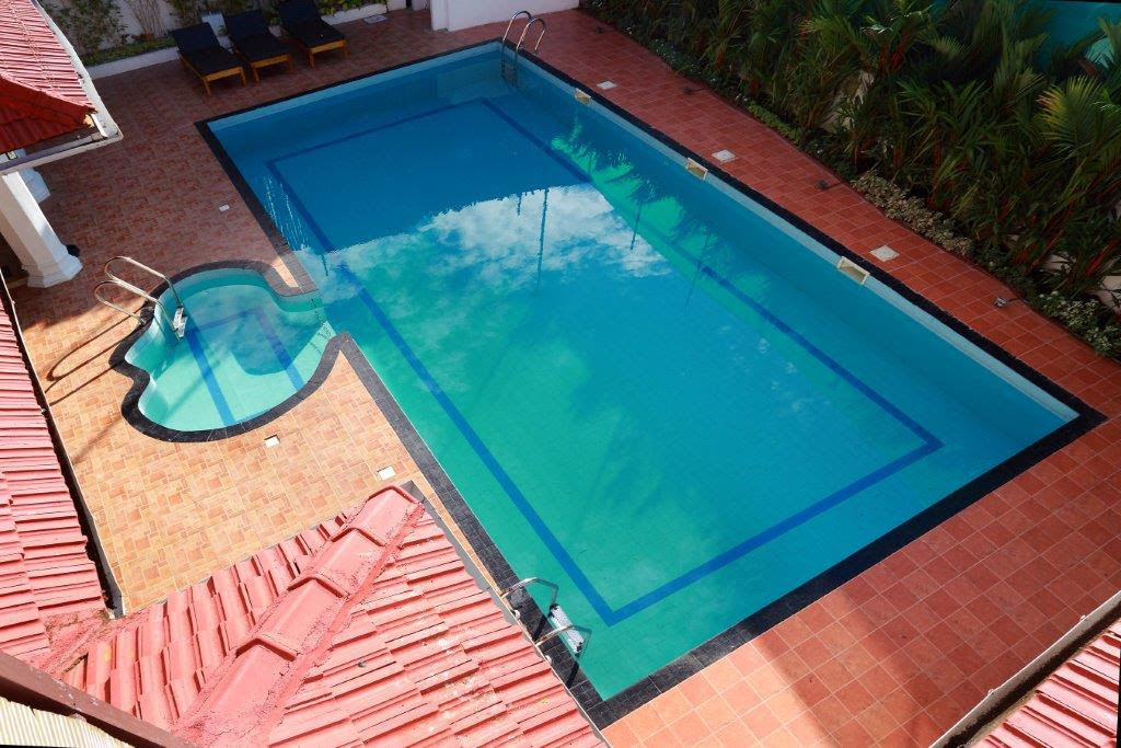The Spice Heritage resort, Mattancherry, Kochi, Kerala-1-pool