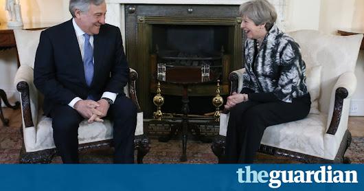 EU leader: UK would be welcomed back if voters overturn Brexit   Politics   The Guardian