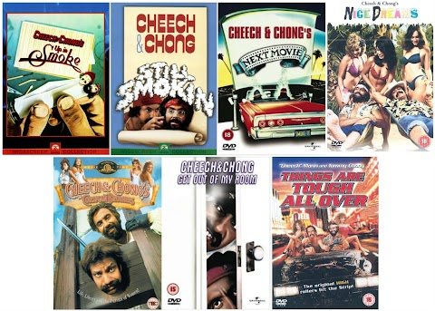 Cheech And Chong Movies In Order