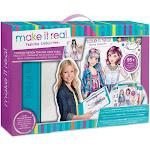 Make It Real MIR3502 Fashion Designer Mega Set with Light Board