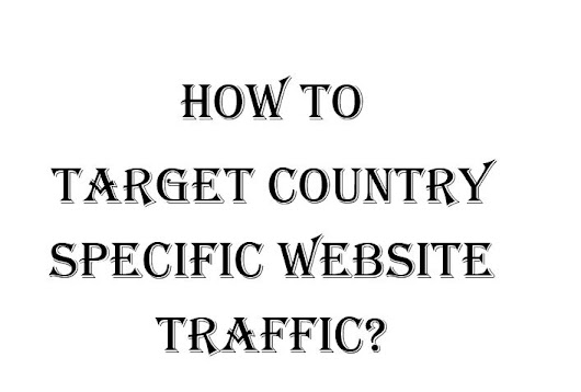 How to target country specific website traffic - LoveUMarketing