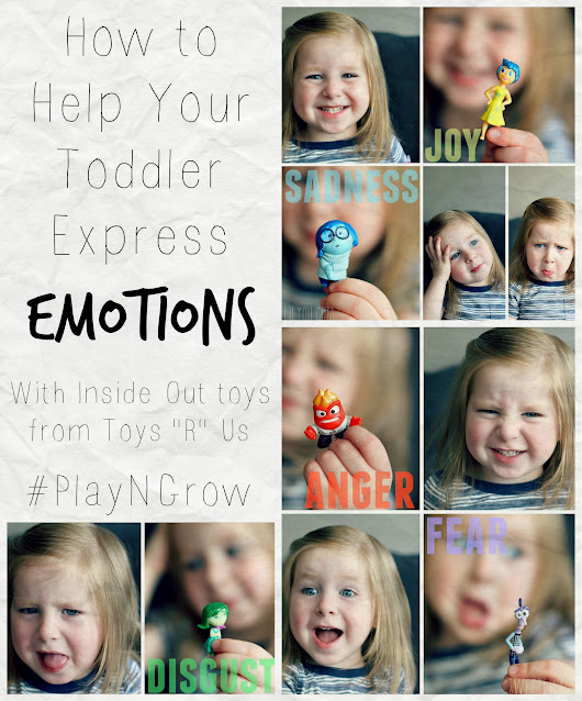Help Your Toddler Express Emotions - Inside Out #LearnNGrow  - sweet lil you