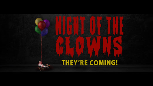"""NIGHT OF THE CLOWNS"" - A Horror Short Film"