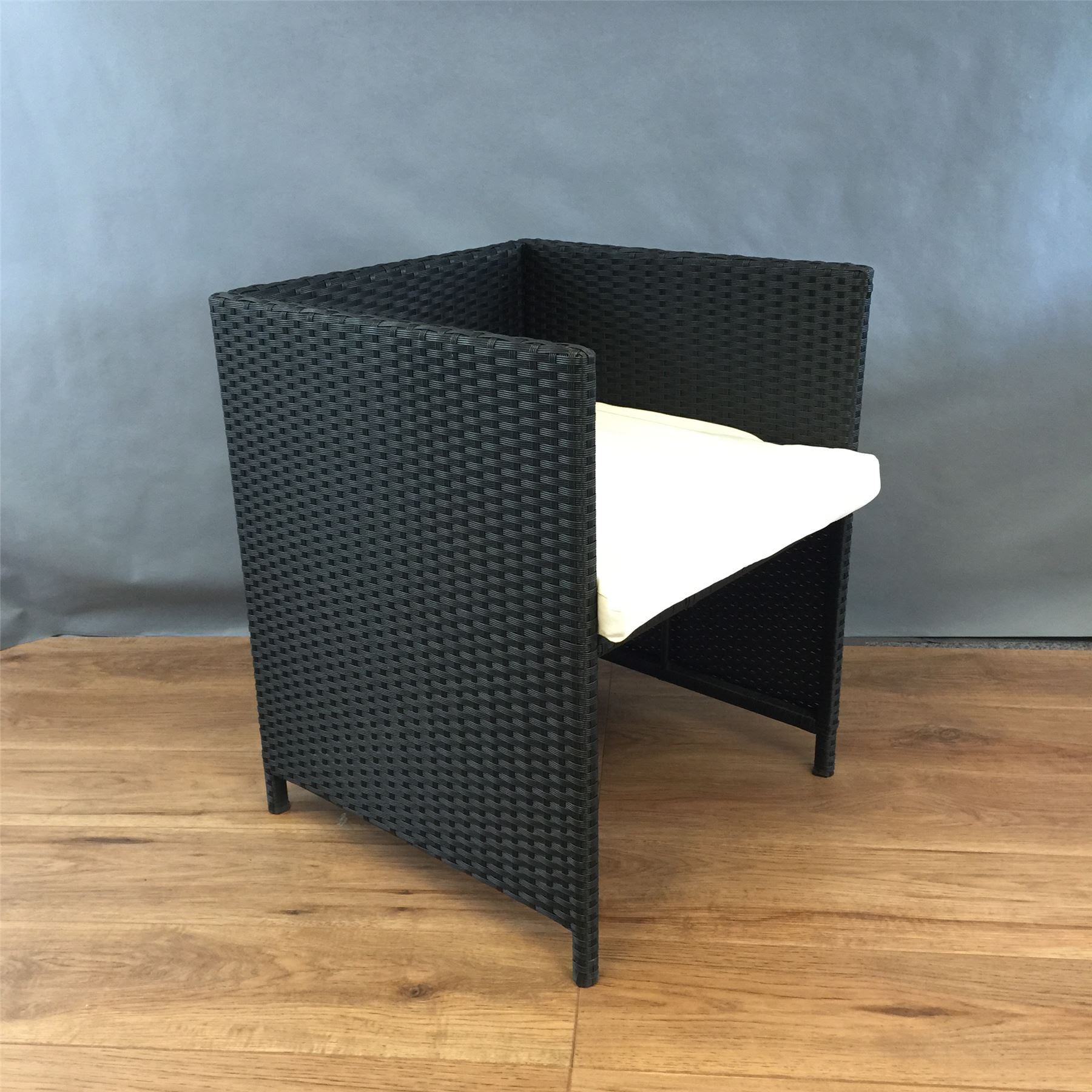 Rattan Furniture Table Foot Stood Chair Patio Garden ...