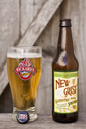 32/52! New Grist Gluten Free Specialty Beer by Cody La Bière
