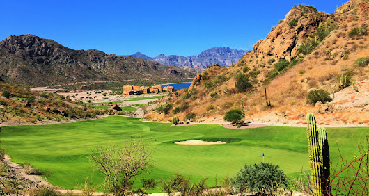Ocean's Eleven: Danzante Bay Golf Course is Rees Jones' Unfinished Symphony