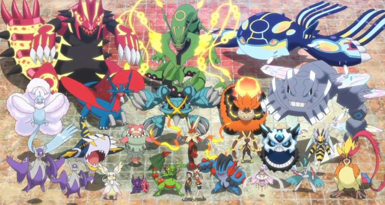 Image result for mega evolution special