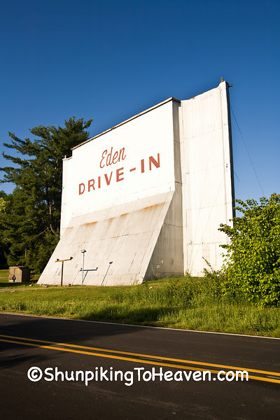 Eden Drive-In Theater, Rockingham County, North Carolina