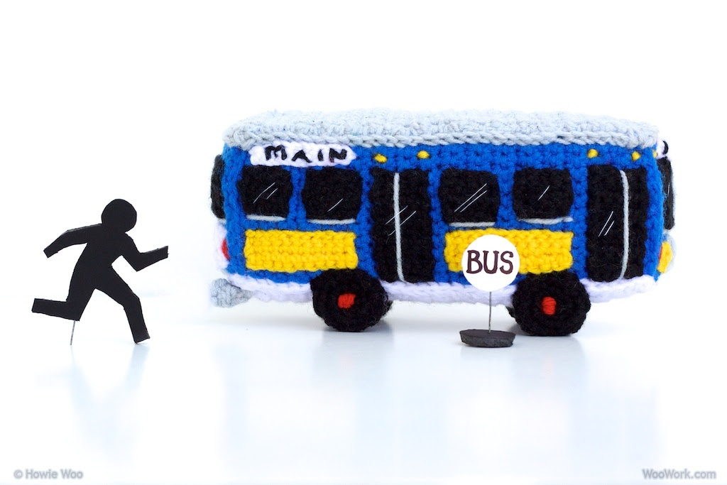 Don't Run for the Bus!