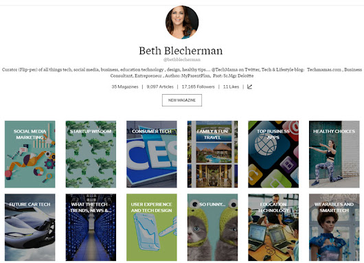 5 Tips For Using Flipboard To Build Your Business Brand