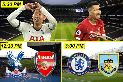 Avatar of Premier League scores live: Tottenham vs Liverpool, plus Arsenal and Chelsea on talkSPORT's huge GameDay s