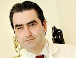 O reumatologista Marcelo Schafranski, de Ponta Grossa