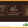 PFE: $50 La Masseria Gift Certificate Giveaway! Enter Today to Win!