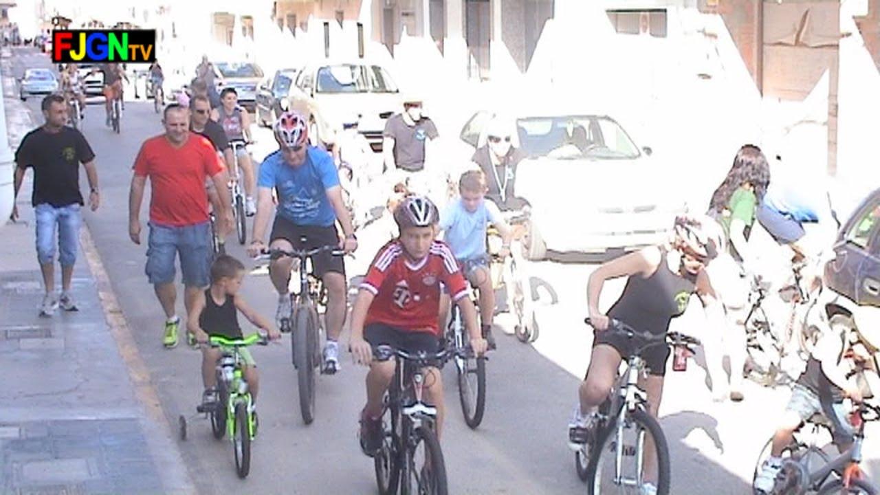Vuelta en bici - Festa La Vila 2013 - La Vilavella