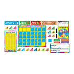 Trend Year Around Calendar Bulletin Board Set, 22 x 17 (TEPT8096)