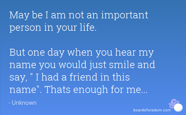 Quotes About Not Being Important Enough 21 Quotes