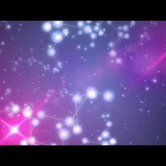Royalty Free Video pink blue organic background loops