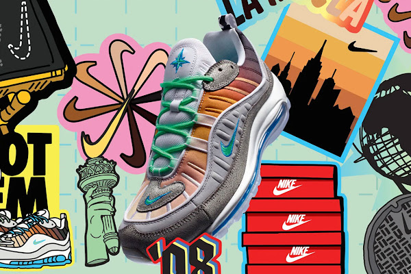 new arrival 15ec7 87a4a Nike On Air Collection Releases On April 13th On SNKRS