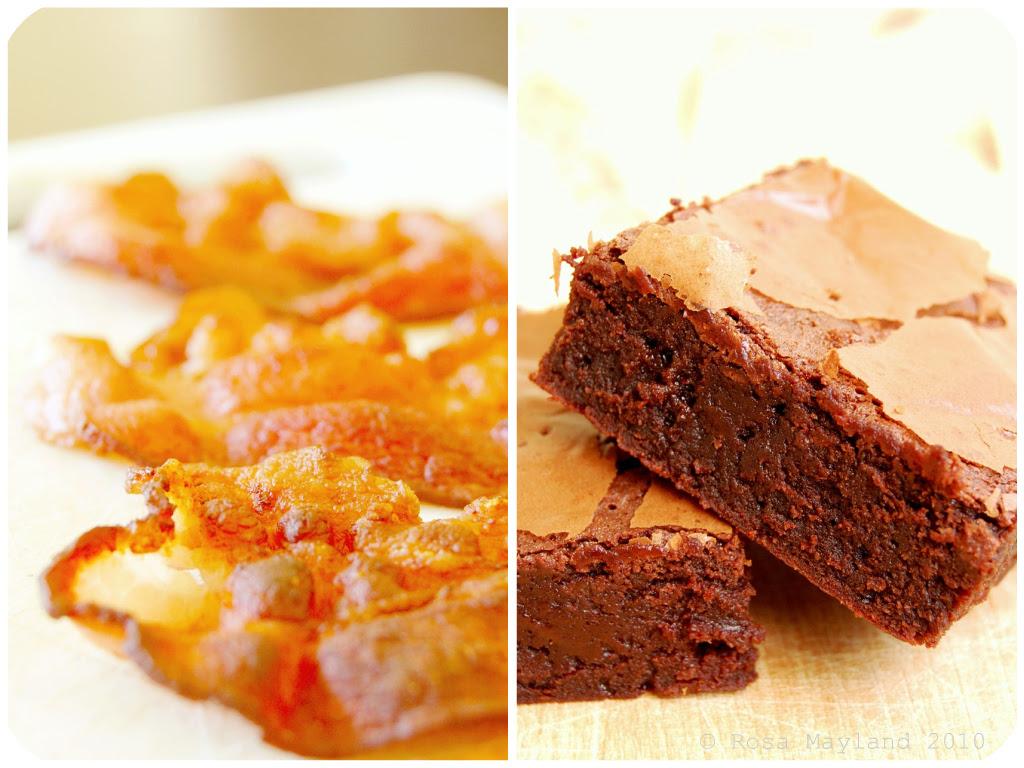 Bacon Brownies Picnik collage 1 bis