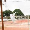 Campo de futebol de Clube da Comunidade do Butantã está sem gramado
