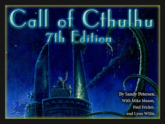 Pre-order Call of Cthulhu 7th Edition on BackerKit