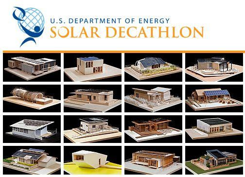 קורס Solar Decathlon