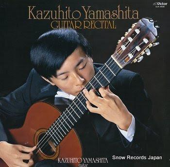 YAMASHITA, KAZUHITO guitar recital