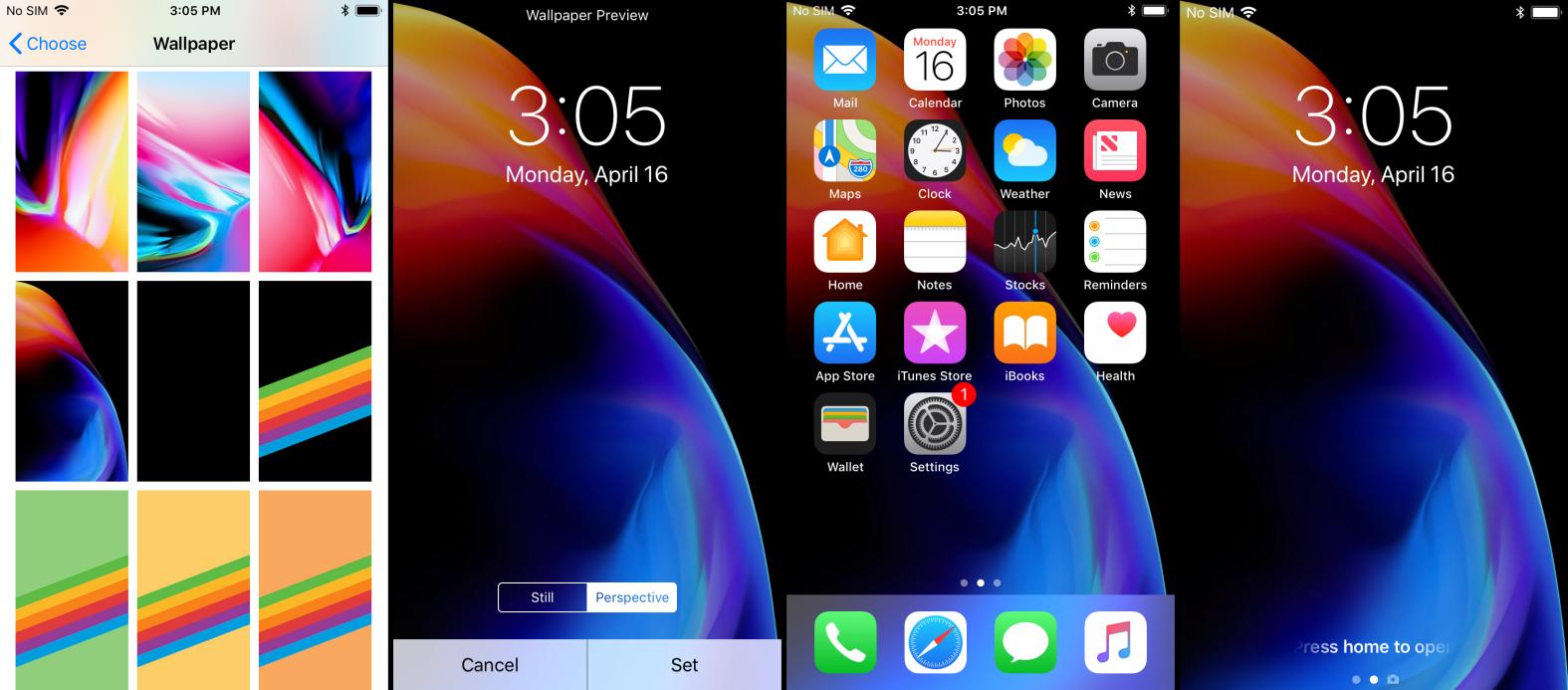 Iphone 8 Product Red 限定の壁紙 他iphone Ipad Macユーザーも