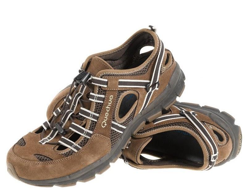 Homme Sandals Sandales Quechua ~ Men 2H9WEDIY