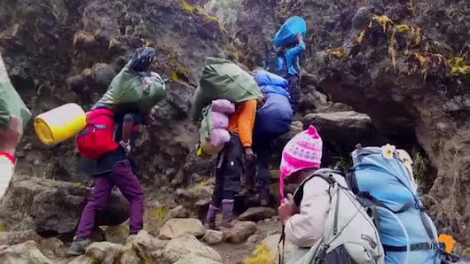 How Are Porters Treated on Kilimanjaro? Answers by African Zoom