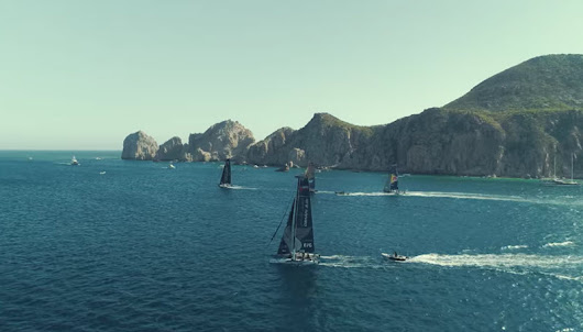 Video Highlights: Extreme Sailing Series Cabo >> Scuttlebutt Sailing News