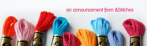 &Stitches zine announcement