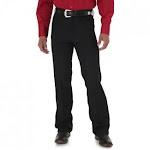 (black, 29x32) - Wrangler Men's Wrancher Dress Jean