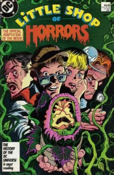 Gene Colan Little Shop of Horrors