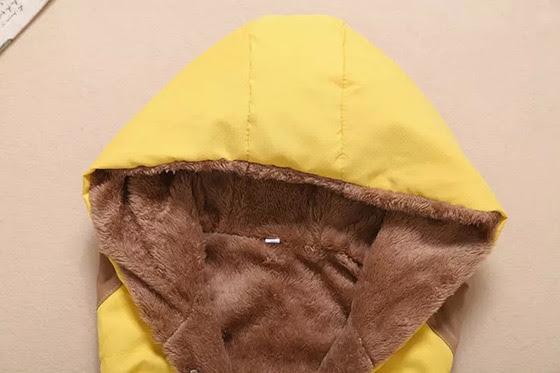 大尺碼/連帽/加絨/保暖/背心/ 買一送一