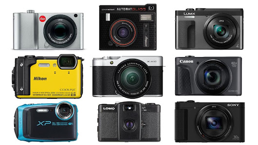 9 of the best travel cameras