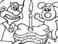 Permainan Mewarnai Kue Untuk Anjing Online Bermain Secara Gratis