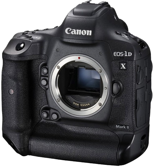 Just Announced! Canon 1DX Mark II