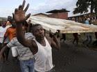 Governo do Burundi pede 'fim imediato' de protestos da oposição