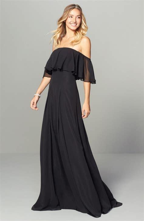 15  Black Wedding Dress Designs, Ideas   Design Trends