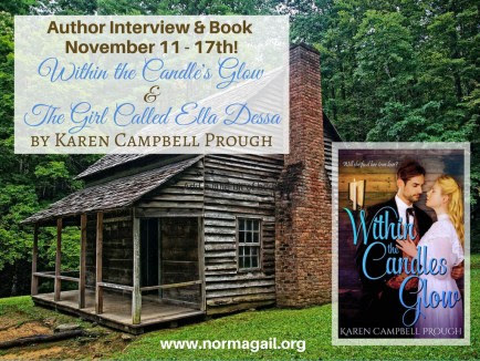 Within the Candle's Glow by Karen Campbell Prough - Norma Gail