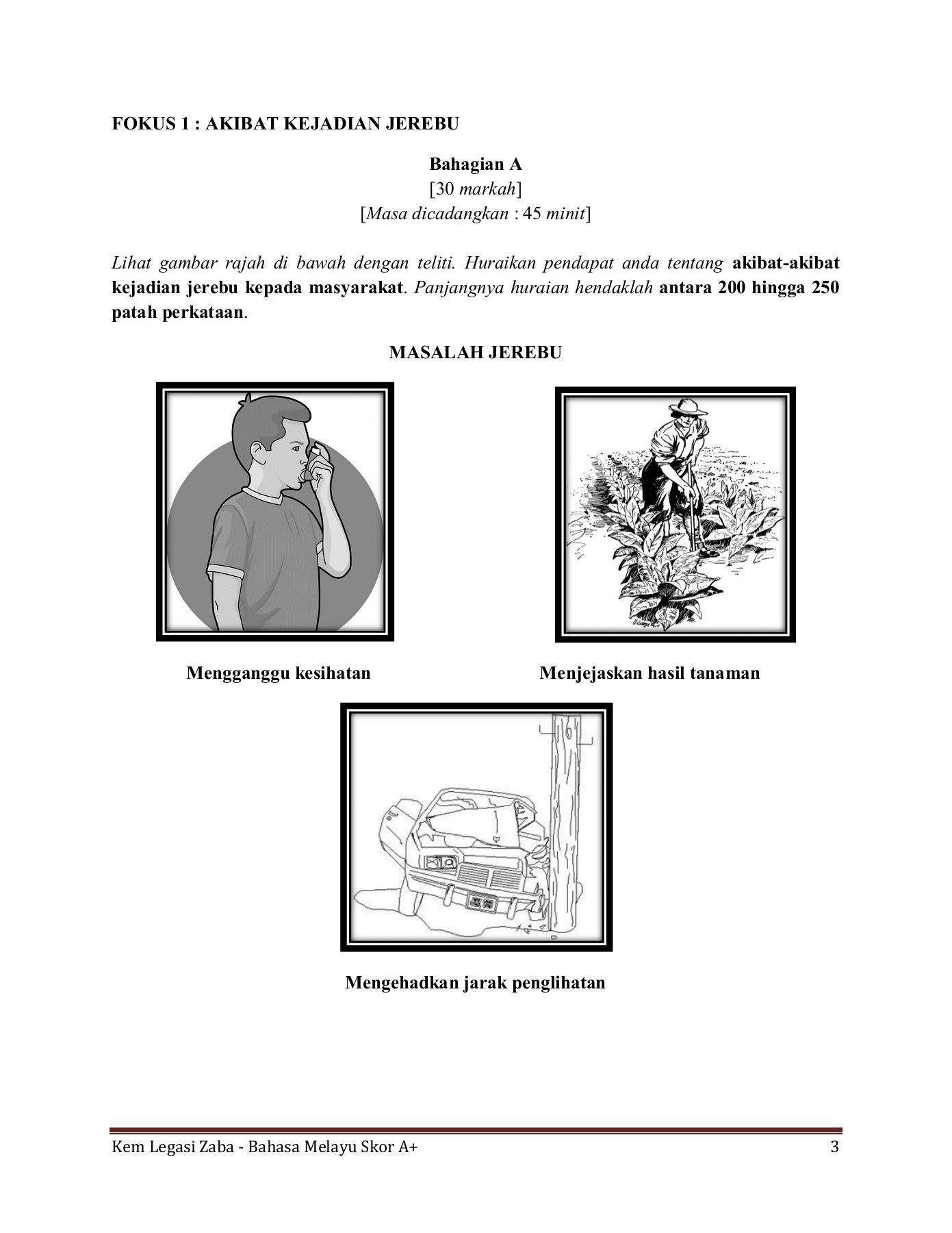 Modul Karangan Pages 1 50 Text Version Anyflip