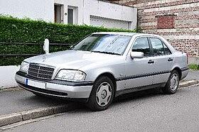 Les Voitures Mercedes Benz Classe C