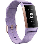 Fitbit Charge 3 SE Fitness Tracker - Lavender/Rose Gold