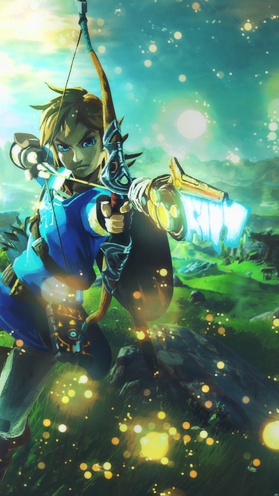 Link Legend Of Zelda Iphone Wallpaper ...