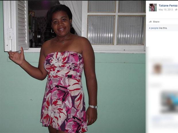 Tatiane foi localizada três horas após sair para procurar a filha (Foto: Reprodução/Arquivo Pessoal)