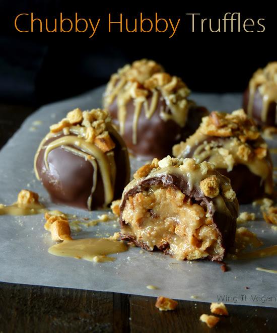 Chubby Hubby Truffles